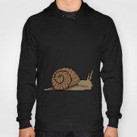 Pixel Snail Hoody