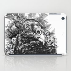 Vulture and Pine iPad Case