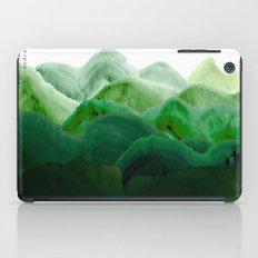 山秀谷 iPad Case