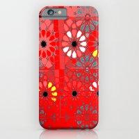 red tunisia iPhone 6 Slim Case