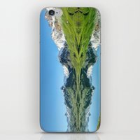 Melchsee Frutt iPhone & iPod Skin