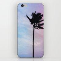 Single Palm iPhone & iPod Skin