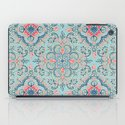 Gypsy Floral in Red & Blue iPad Case