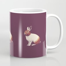 Lapin Catcheur (Rabbit Wrestler) Mug