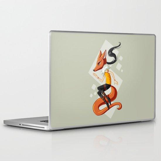 Kitsune 2 Laptop & iPad Skin