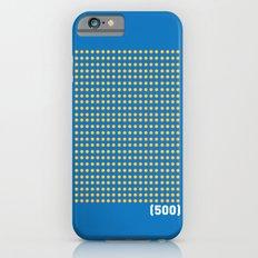 (500) iPhone 6 Slim Case