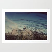Northen Watch Art Print