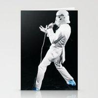 Blue Suede Trooper _ Elv… Stationery Cards