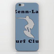 Zenn La Surf Club iPhone & iPod Skin