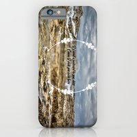Oh darling, I wish you were here iPhone 6 Slim Case