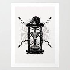 End Times Art Print