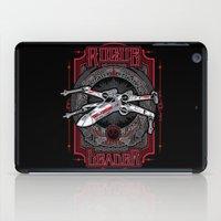 Rogue Leader iPad Case