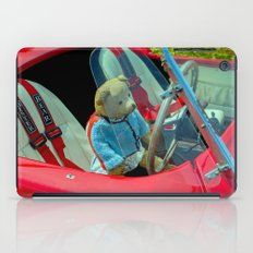 BEARY NICE CAR iPad Case