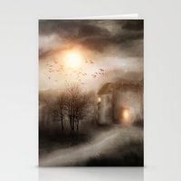 Tales of Halloween Stationery Cards