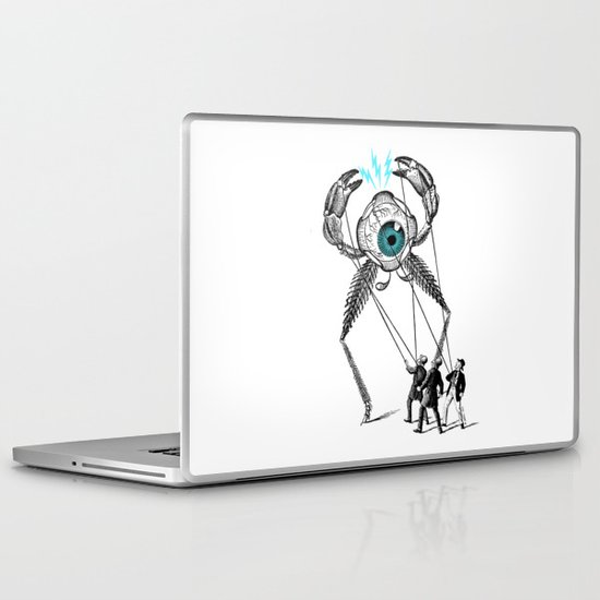 The Taming  Laptop & iPad Skin