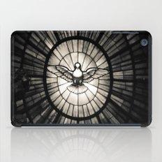 The Holy Spirit as a dove iPad Case