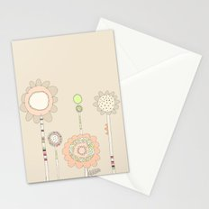 Little Daisies Stationery Cards