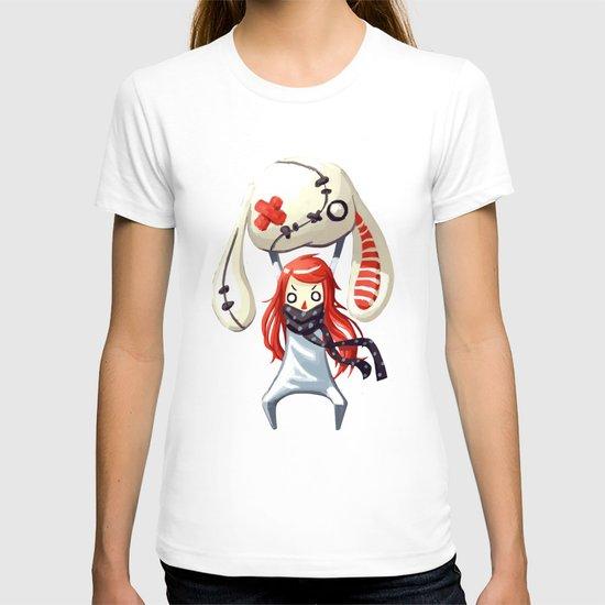 Bunny Plush T-shirt