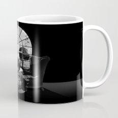 Room Skull B&W Mug