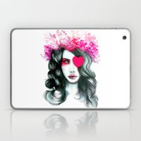 Neon Love Laptop & iPad Skin