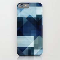 iPhone & iPod Case featuring Blues by F. C. Brooks