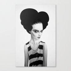 June Canvas Print