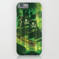 Search and Destroy iPhone 6 Slim Case