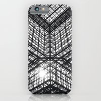 Metal and Glass iPhone 6 Slim Case