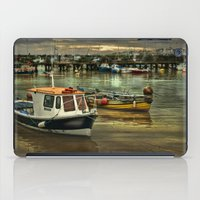 Harbour Reflections iPad Case