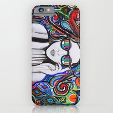 Think in Technicolor Slim Case iPhone 6s