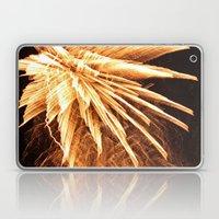Fire burst Laptop & iPad Skin