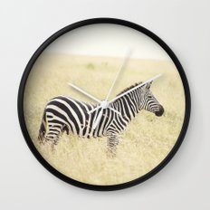 be still::kenya Wall Clock