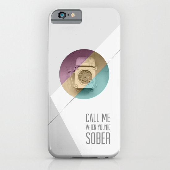 call me iPhone & iPod Case