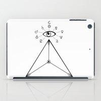 Freemasonry iPad Case