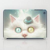 Release The Odd Kitty!!! iPad Case