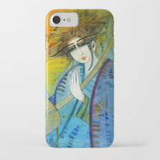 No one can stop my dream horses... iPhone 7 Slim Case