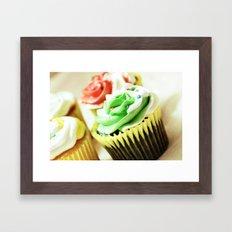 Birthday Treat Framed Art Print