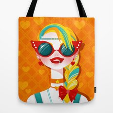 Bitch Please: Sailor Venus Tote Bag