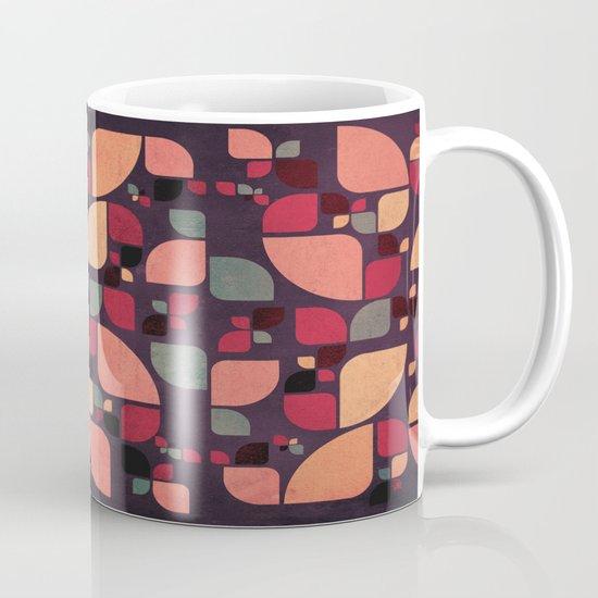 Vintage Butterflies Pattern Mug