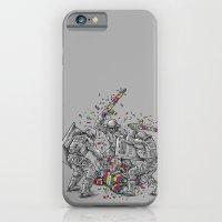 Police Brutality iPhone 6 Slim Case