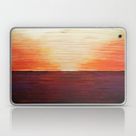 First Sunset Laptop & iPad Skin