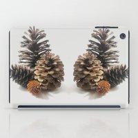 Pinecones iPad Case