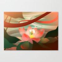 Crystal Seeker 2 Canvas Print