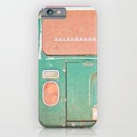 iPhone & iPod Case featuring Beach Wagon by JoyHey