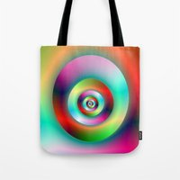 Torus Without And Within… Tote Bag