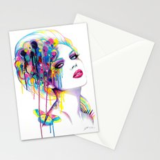 -In a perfect world- Stationery Cards