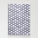 Silver Scales Stationery Cards