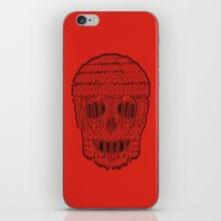 horror iPhone & iPod Skin