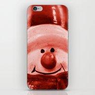 Ho Ho Ho... iPhone & iPod Skin