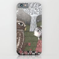 iPhone & iPod Case featuring Once Upon a Time by Judith Clay